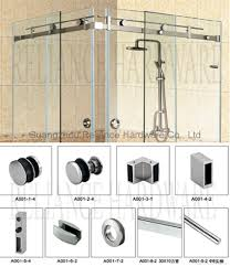 sliding shower door hardware saudireiki