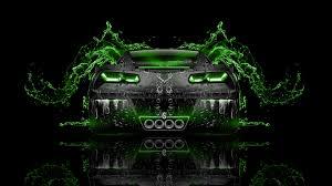 corvette stingray green chevrolet corvette stingray c7 water car 2014 el tony