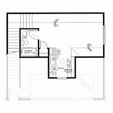 garage floor plans with apartments above 100 images best 25