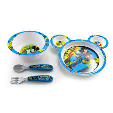 Mickey Mouse Potty Seat Instructions by Mickey Mouse U0026 Friends4 Pc Feeding Set By The First Years