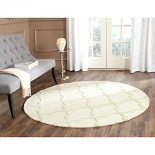 light blue round area rug safavieh lyndhurst light blue ivory 4 ft x round area rug in rugs