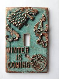 game of thrones home decor decoration ideas game of thrones home decor light switch wall plate