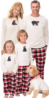 pajamas for the whole family pajamagram every year we do