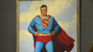 tv guide for cleveland ohio superman soars to cleveland public library for special exhibit