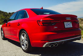 audi s4 competitors review the 2018 audi s4 is finally the sedan it should ve been