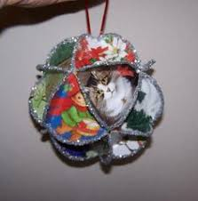recycled laundry scoop ornament laundry and
