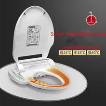 Heated Toilet Seat Bidet Online Get Cheap Electric Toilet Seat Aliexpress Com Alibaba Group
