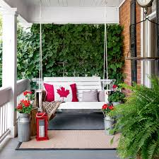 Porch Flag How To Makeover Your Front And Backyard Canadian Living