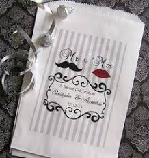 wedding treat bags personalized wedding cellophane bags cellophane bags wedding