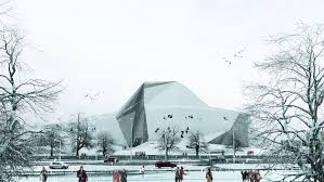 gallery of new wave architecture designs rock gym for polur 2