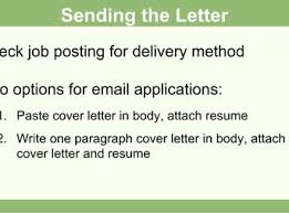 cover letters how to articles from wikihow