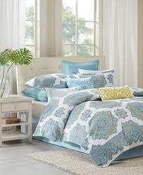 Echo Guinevere Comforter Echo Indira Aqua King Comforter Set Bedding Collections Bed