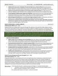c level executive assistant resume samples professional cv