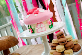 fly on over to check out this woodland fairy birthday party evite