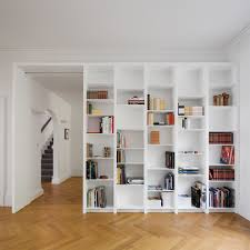 Wood Bookshelves Design by Fascinating Bookshelf Design Ideas For Bedroom
