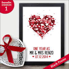 one year wedding anniversary gifts for 1 year wedding anniversary gift paper imbusy for