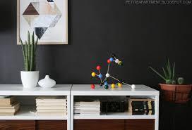 Mid Century Modern Home Decor Diy Mid Century Molecule Set Petite Apartment
