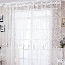 White Patterned Curtains White Patterned Curtains Teawing Co