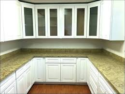 how to paint particle board cabinets painting particle board cabinets in mobile home kitchen