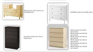 Ikea Filing Cabinet Canada Ikea Canada Issues Safety Recall For Wide Range Of Chests Of