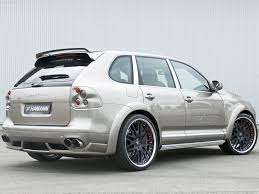 2007 Porsche Cayenne - hamann porsche cayenne cyclone 2007 pictures information u0026 specs
