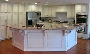 kitchen island molding custom kitchen cabinets from darryn s custom cabinets serving