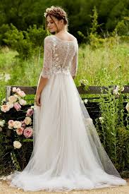 fall wedding dress styles 40 lush sleeve wedding dresses weddingsonline