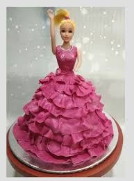 doll cake doll cake at rs 1800 theme cake id 16338356412