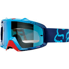 fox air space mx goggle all new fox racing 2015 360 race blue red air space goggles blue