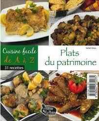 recette de cuisine plat cuisine facile plats du patrimoine 31 recettes الطبخ السهل