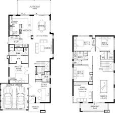 Home Design Kitchen Upstairs Best 25 Double Storey House Plans Ideas On Pinterest Escape The