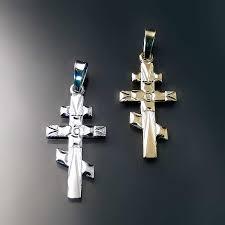 orthodox crosses baptismal st andrew orthodox cross small russian ukrainian