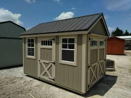 portable buildings southern backyard living
