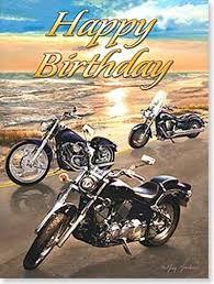 motorcycle birthday cards gangcraft net