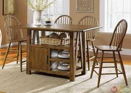Beautiful Dining Room Table With Storage Contemporary Home - Counter height dining room table with storage