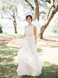 outdoor wedding dresses peaceful outdoor wedding bridal portraits once wed
