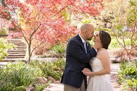 Ft Worth Botanical Gardens Weddings by Kathy U0026 Lyle Ceremony At Botanic Gardens Lightly Photography
