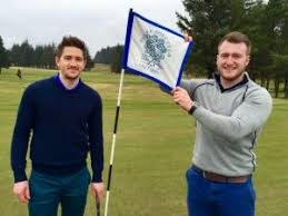 how did the scottish men plait and club their hair the scottish golf pairs challenge swgc golf