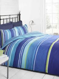 signature striped quilt duvet cover and pillowcase bedding bed set