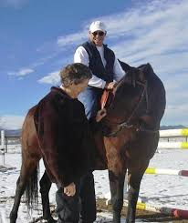 How To Tell If A Horse Is Blind How A Horse Trainer Got To Publish Research With Temple Grandin