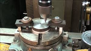 rotary table for milling machine machine shop tips 154 pt 2 bolt circles rotary table method
