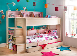 bunk beds girls bedroom bunk beds with storage ebay bunk bed with storage