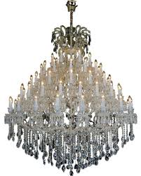 versailles chandelier new savings on aico michael amini 45 lights grand versailles