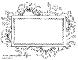 free doodle name name templates coloring pages doodle alley with name coloring