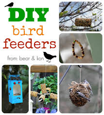 diy bird feeder round up