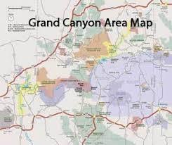 grand map maps archives grandcanyon