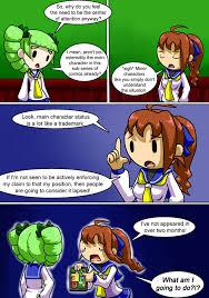 Meme Comic Anime - beta waffle unfunny internet meme comics 9 37