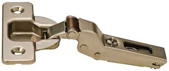 thin door concealed hinge salice 105 opening angle self close