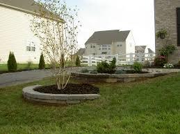 landscaping ideas retaining walls landscape retaining wall garden