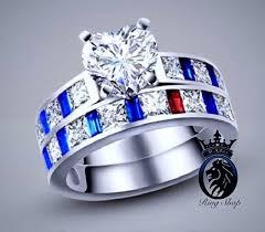 wars wedding ring wars r2d2 inspired eternal heart engagement set